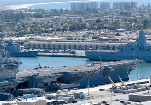 Hot Oil Flushing for U.S. Navy